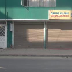 Club de Billares Los Millonarios en Bogotá