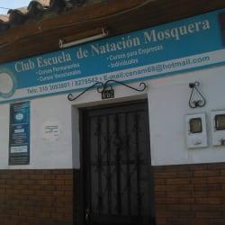 Club Escuela de Natación Mosquera en Bogotá