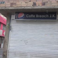 Coffe Breach J.K. en Bogotá