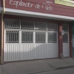 Iglesia Esplendor de Vida en Bogotá