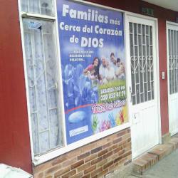 Iglesia Cristiana Manantial en Bogotá