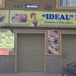 """Ideal"" 3 en Bogotá"