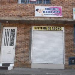 Colchones El Buen Sueño en Bogotá