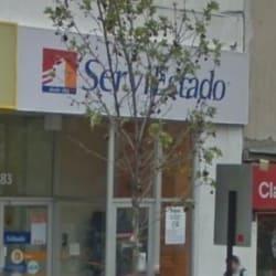 ServiEstado - Av. Providencia en Santiago