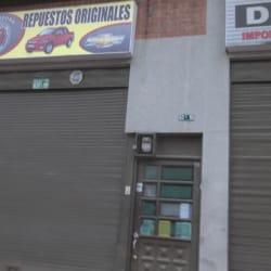 Importadora Punto Fiat en Bogotá