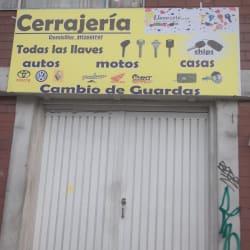 Cerrajería Llevarte.com en Bogotá