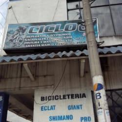 Ciclo GY en Bogotá