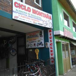 Ciclo Montaña en Bogotá