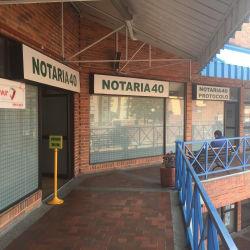 Notaría 40 - Autopista Norte  en Bogotá