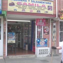 Cigarrería y Salsamentaria Camila  en Bogotá