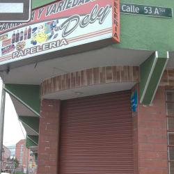 Cigarrería y Variedades Dely en Bogotá