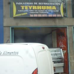 Industrias Teyrhuma en Bogotá