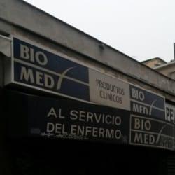 Biomed- Providencia en Santiago