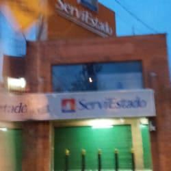 ServiEstado - Enrique Olivares en Santiago
