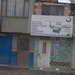 Inge-Trans R&E S.A.S en Bogotá