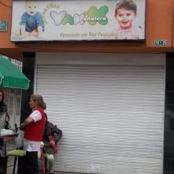 Infantiles Yan´k en Bogotá