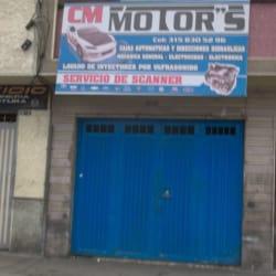 CM Motor's en Bogotá