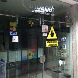 Inteco Corp Centro de Alta Tecnología en Bogotá