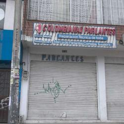 Colombiana de Parlantes en Bogotá