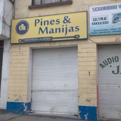 Comercializadora de Pines & Manjas CPM en Bogotá