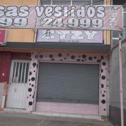 Itzi en Bogotá