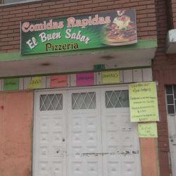 Comidas Rápidas El Buen Sabor en Bogotá