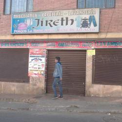 Jireth en Bogotá