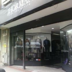 Jhorman en Bogotá