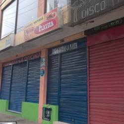 Comidas Rápidas La Playita en Bogotá