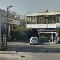 Estación de Servicio Copec - Av. Ossa / Av. Simón Bolívar en Santiago
