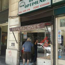 Ópticas Optimundo  en Santiago