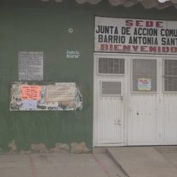 Junta de Acción Comunal Barrio Antonia Santos en Bogotá