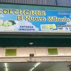 Colchones Nuevo Milenio Calle 162 Con 7G en Bogotá