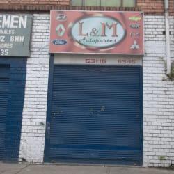 L & M Autopartes en Bogotá