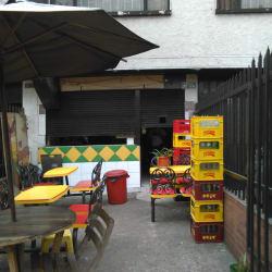 Comidas Rapidas Calle 53 en Bogotá