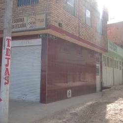 La esquina mantecaña en Bogotá