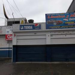 La Tienda en Bogotá