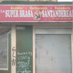 La super brasa santandereana en Bogotá