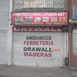 Construcciones Livianas D&F en Bogotá
