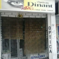 Optica Dinant en Santiago