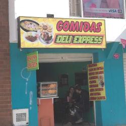Comidas Deli Express en Bogotá
