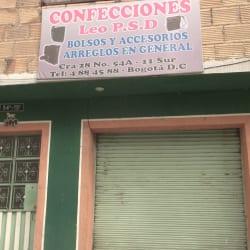 Confecciones Leo P.S.D en Bogotá