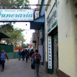 Funeraria La Hermandad de Cristo en Santiago