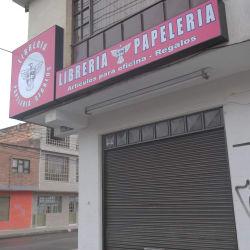 Librería y Papelería Luz en Bogotá