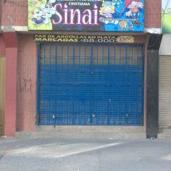 Librería y papelería cristiana sinai en Bogotá