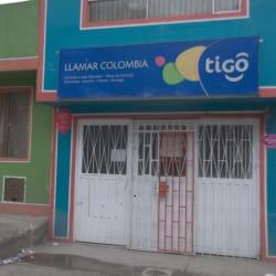 Llama Colombia en Bogotá