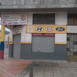 Lina Repuestos en Bogotá