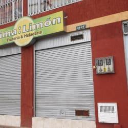 Lima limón frutería & heladería en Bogotá