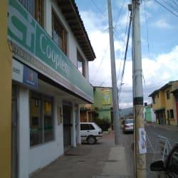 Cooptenjo Carrera 3 en Bogotá