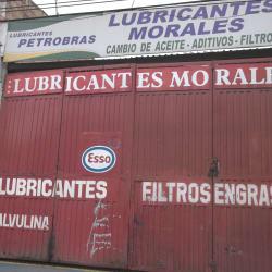 Lubricantes morales en Bogotá
